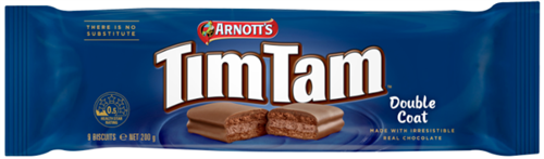 Tim Tam Double Coat 180g